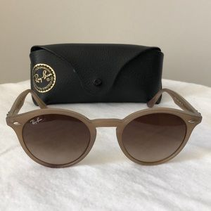 79b976b85c1 Ray-Ban Accessories - RAY BAN RB2180 LIGHT BROWN FRAME GRADIENT LENSES